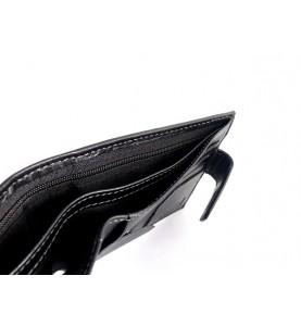 Мужской кошелек из натуральной кожи ТМ Hassion H-097B