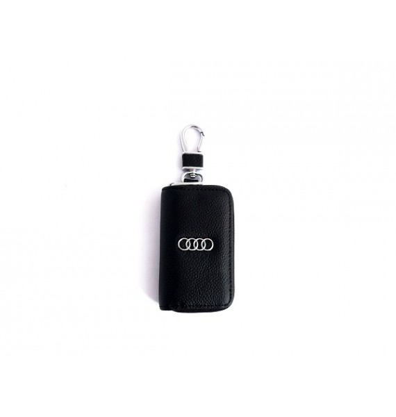 Автоключница из натуральной кожи 602 Avto-Audi