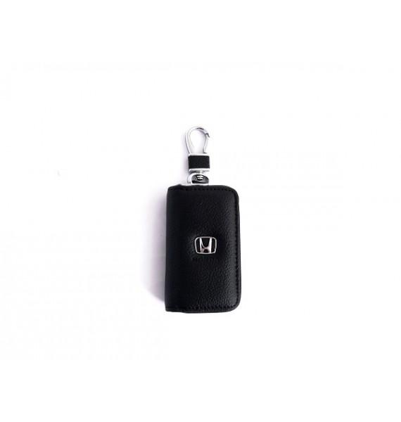 Автоключница из натуральной кожи 602 Avto-Honda