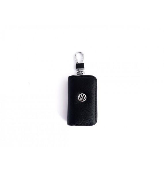 Автоключница из натуральной кожи 602 Avto-Volkswagen