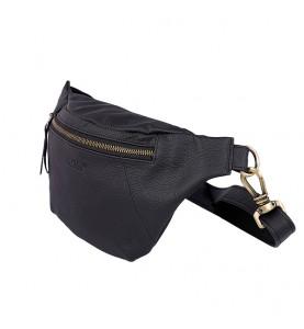 """Мужская поясная сумка из мягкой телячьей кожи от ТМ""""ArtMar"""" AM-V100-1"""