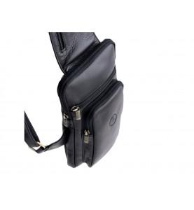 Мужская сумка-монорюкзак Dudubags Nuvola Pelle 173-442