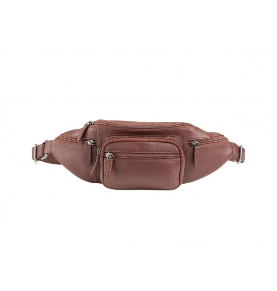 Мужская поясная сумка Dudubags Nuvola Pelle 173-800