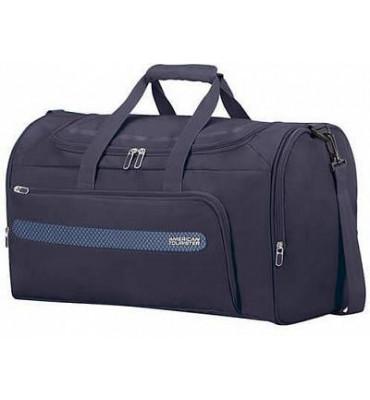 Дорожня сумка AIRBEAT American Tourister  синього кольору , 31.5x55x29 см / 51.5 л / гарантія 2 роки
