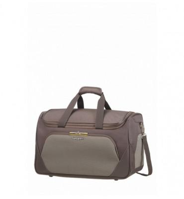 Дорожня сумка DYNAMORE TAUPE SAMSONITE (Бельгія) , 53x33x33 см / 58.5 л / гарантія 2 роки