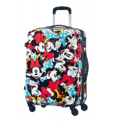 Валіза дитяча Міккі Маус Disney від American Tourister 40*55*20см(ручна поклажа) , 36л , 19С-10019