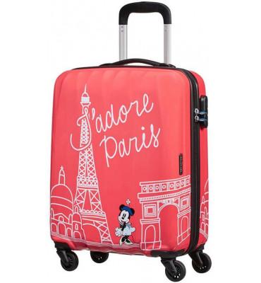 Валіза дитяча Take Me Away Minnie Paris від American Tourister 40×55×20см(ручна поклажа) , 36л , 19C-90019