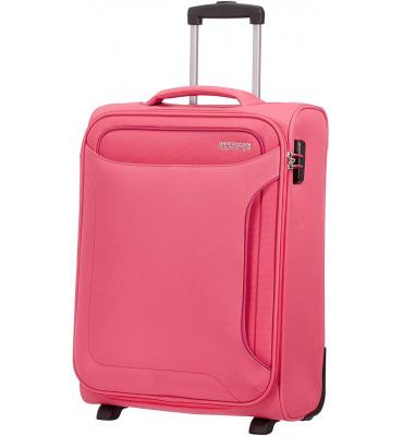 Валіза від American Tourister Holiday Heat , текстиль , 40*55*20см , 42 л , на 2-х колесах , колір рожевий
