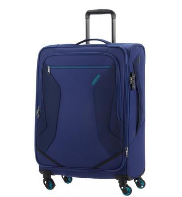 Валіза від American Tourister ECO WANDERER , колір синій , 40x55x20 см , 40л , 83G-41001