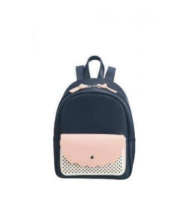 Рюкзак American Tourister LUNA POP Темно-синій, Рожевий/Dark Navy, Light Pink , 22x28x15.5 см / 8 л / 0.3 кг