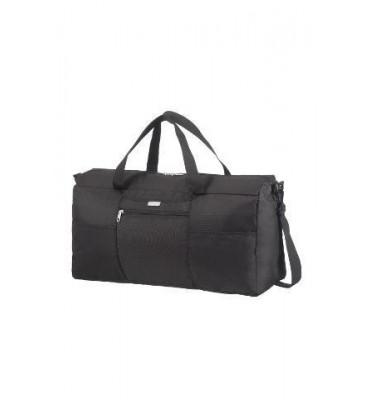 Складна дорожня сумка Samsonite GLOBAL TA BLACK , 55x21x30 см / 34 л / гарантія 2 роки
