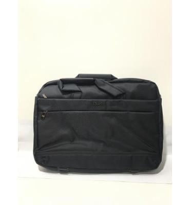 Сумка - чехол для ноутбука или сумка для ноутбука выполнена из текстиля от GORANGD / 30*47*8см