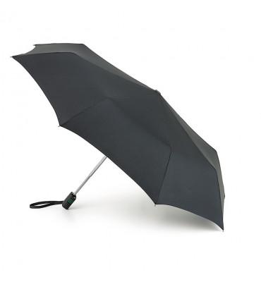 Зонт Fulton, автомат, цвет черный, диаметр купола 96 см, гарантия 1 год
