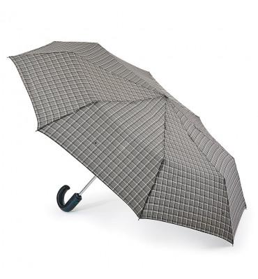 Складной зонт Fulton, автомат, диаметр купола 98 см, гарантия 1 год