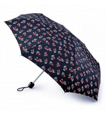 Женский зонт Fulton Minilite-2 Mini Bouquet (Мини букет), диаметр купола 96см, гарантия 1 год