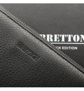 Клатч мужской натуральная кожа BRETTON 162-12 20х11х5