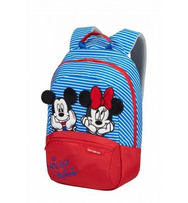 Рюкзак дитячий Samsonite DISNEY ULTIMATE 2.0 MICKEY/MINNIE PEEKING , 26x15x35 , 11 л