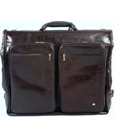 Портплед из натуральной кожи Arizona Wittchen, цвет коричневый, 52,5 х 58 х 16 см