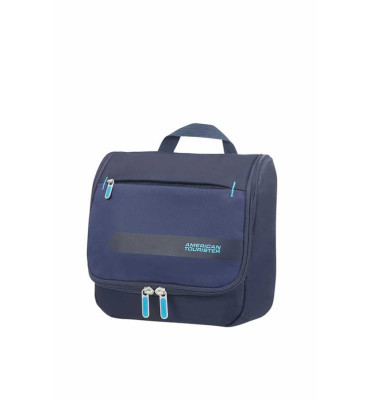 Косметичка HEROLITE American Tourister / 27x24.5x9 см | 7 л | 0.3 кг / цвет синий