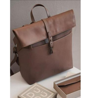 Кожаный рюкзак Berlin Dudubags