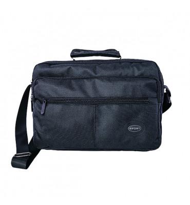 Большая, мужская спортивная сумка, текстиль / ArtMar / 20.5 * 29 * 8 см / AM V004-10