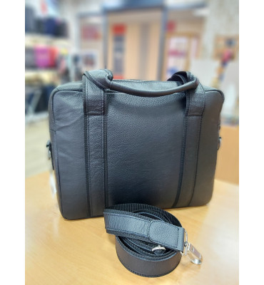 Женская кожаная сумка для документов от ТМ