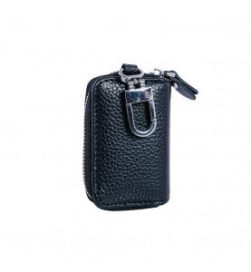 Авто-ключница / чехол для ключей от автомобиля из натуральной кожи BMW / 602 / 9*5,5*2