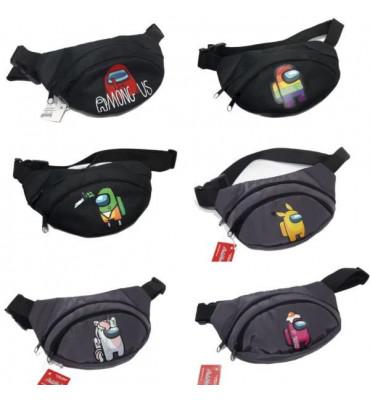 Поясная сумка детская AM-V005-6 21.5х21.5
