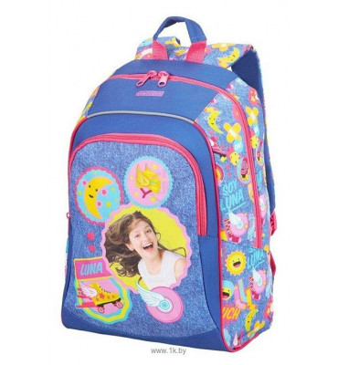 Рюкзак детский American Tourister NEW WONDER 24 х 35 х 17 /11,1 л / 0.2 кг