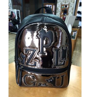 Рюкзак для девочки-подростка от ТМ Альба-Собони, черный