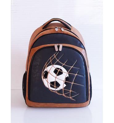Рюкзак для мальчика-подростка от ТМ Альба-Собони, бежевый