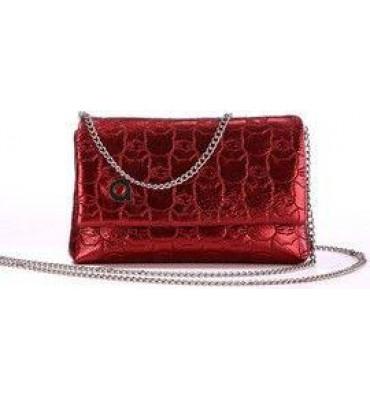 Детская сумочка-клатч от ТМ Альба-Собони 17*11*3, бордо