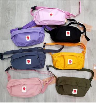 Поясная сумка детская бананка текстиль  21165