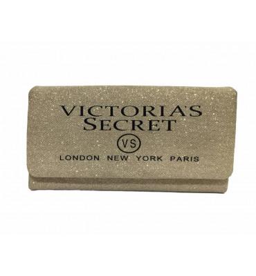 Кошелек женский текстиль Victoria's Secret VS001-Gold 9х19х3 золотистый