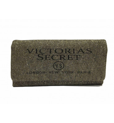 Кошелек женский текстиль Victoria's Secret VS001-Bronze 9х19х3 бронзовый