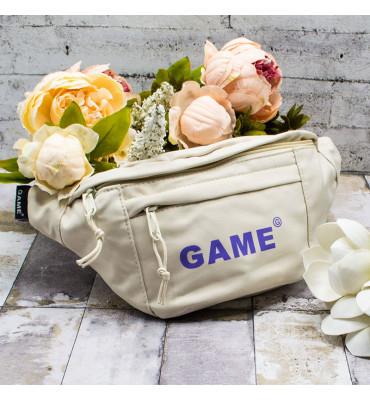 Поясная сумка текстиль GAME MRA-8837 35.5х15х2
