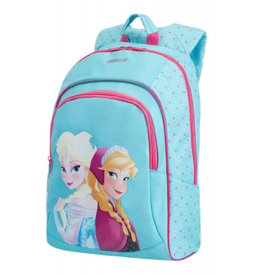 Рюкзак дитячий American Tourister New Wonder Frozen Magic , 20-28-41 см / 21 л / 0.3 кг